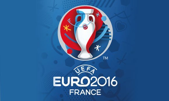UEFA präsentiert Logo der EM 2016