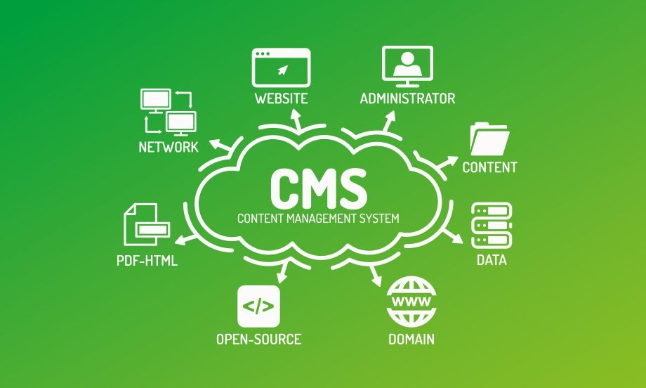Top 5 Content Management Systeme 2018