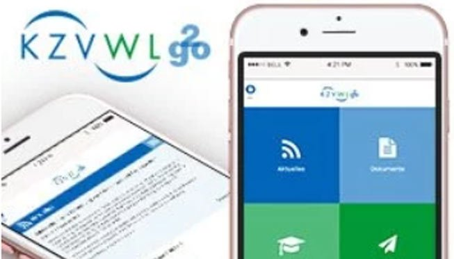 KZVWL 2go Mobile Website